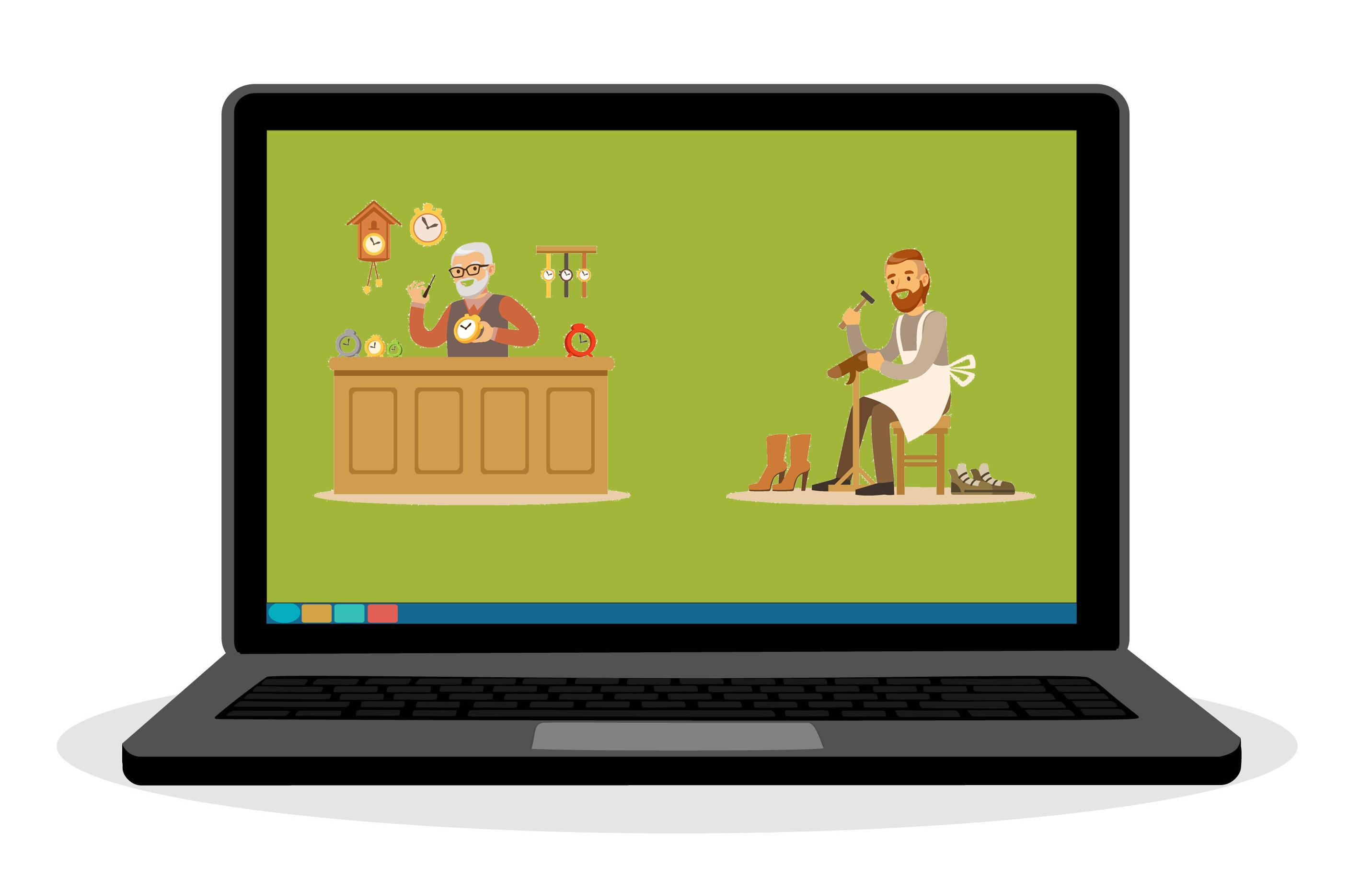 handwerker online