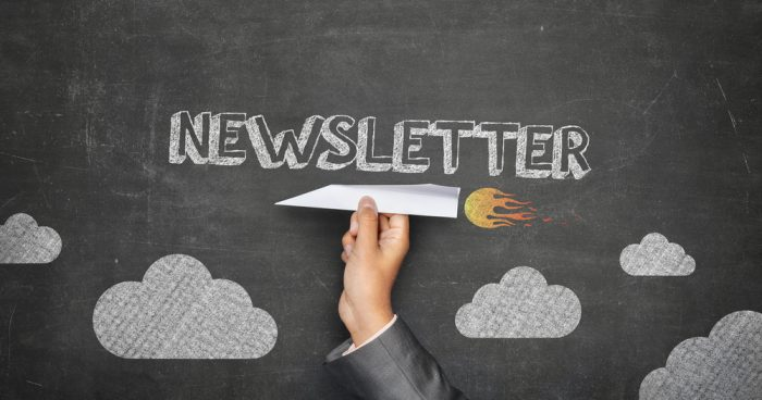 6 Newsletter Ideen mit denen du deine Liste aufbaust